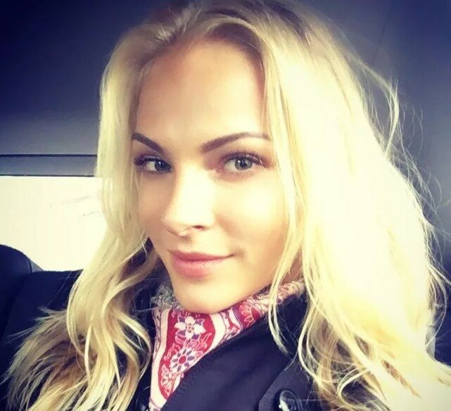 Дарья Клишина - российская прыгунья