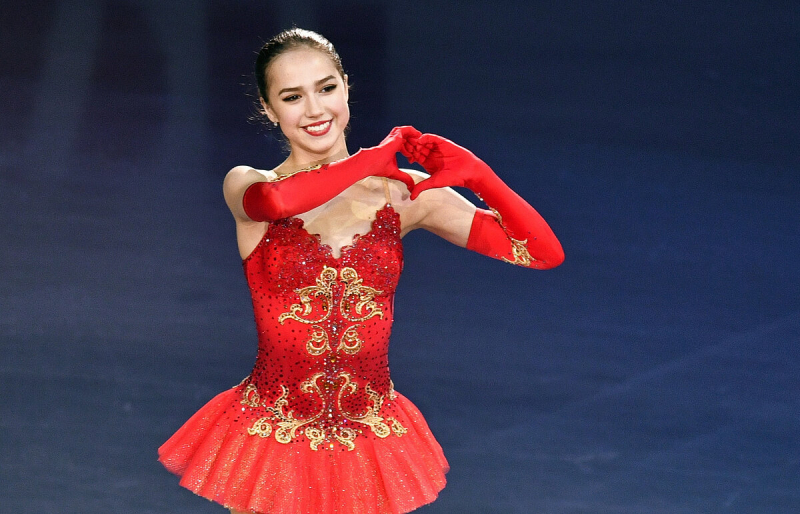 И Загитова, и Медведева были достойны золота ОИ. Победила Алина, и это - справедливо