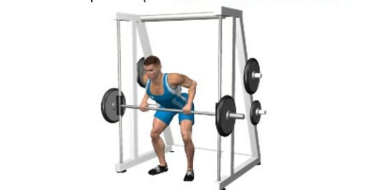 Как создать широкий торс в машине Смита? 4 эффективных упражнения