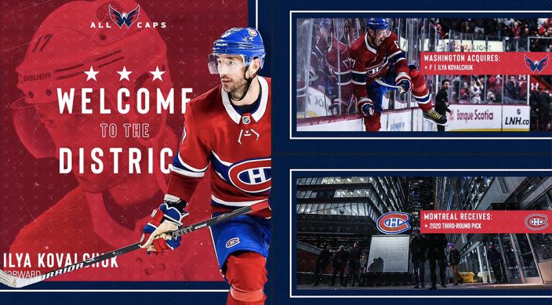 Подарок Овечкину: итоги трансферного дедлайна в НХЛ