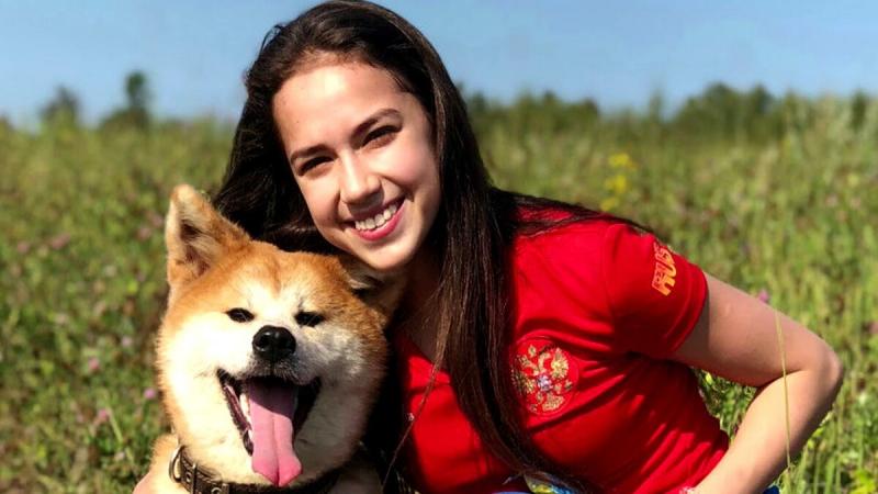 Собака, ради которой выиграли Олимпиаду. Питомец Алины Загитовой