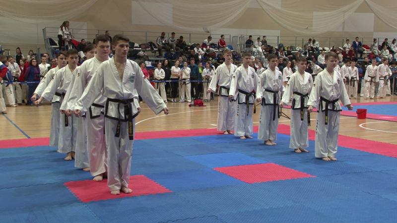 В Сочи стартовал Чемпионат России по тхэквондо ИТФ