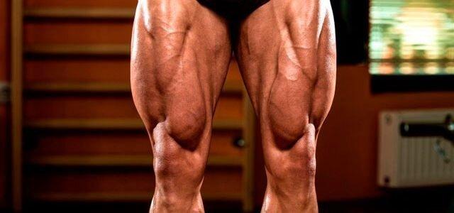 5 главных упражнений на ноги.