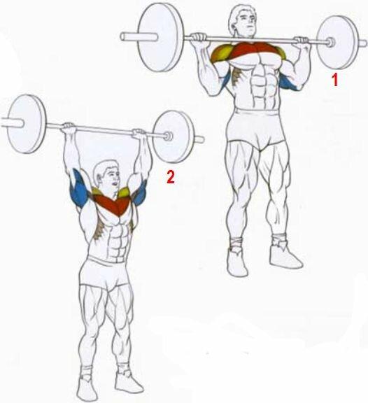 5 упражнений для прокачки передней дельты