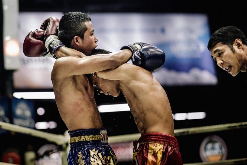 Бокс против нищеты: как дети зарабатывают в ринге