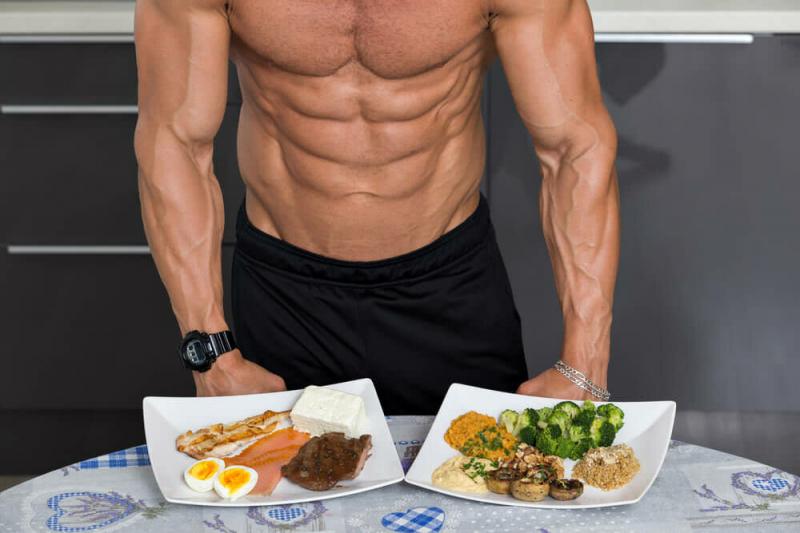 Что нужно кушать после тренировки для Набора Мышечной массы?
