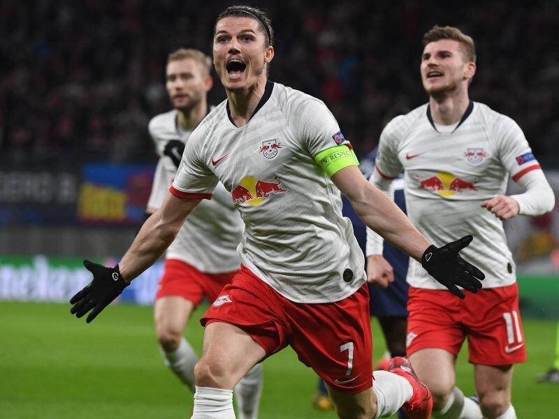 Дубль Марселя Забитцера выбивает «Тоттенхэм» из борьбы за Кубок Лиги чемпионов