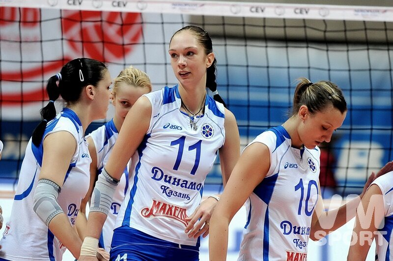 Екатерина Гамова – королева российского волейбола навсегда!