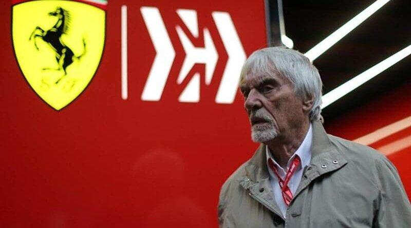 Экклстоун: FIA ошиблась, опубликовав заявление о соглашении с «Феррари»