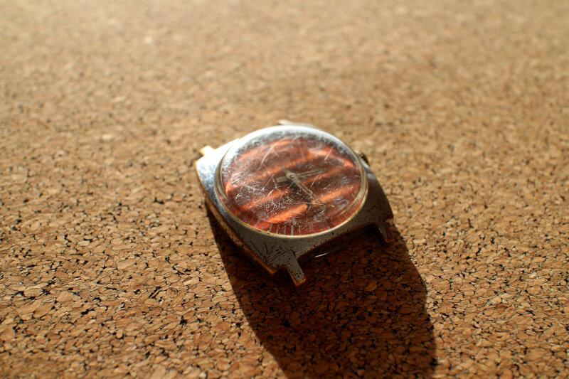 Финалочка: Собираем своими руками часы ЗИМ Летняя Олимпиада 1980 с красным циферблатом и Мишкой
