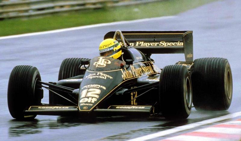 Формула-1: История бразильского Волшебника
