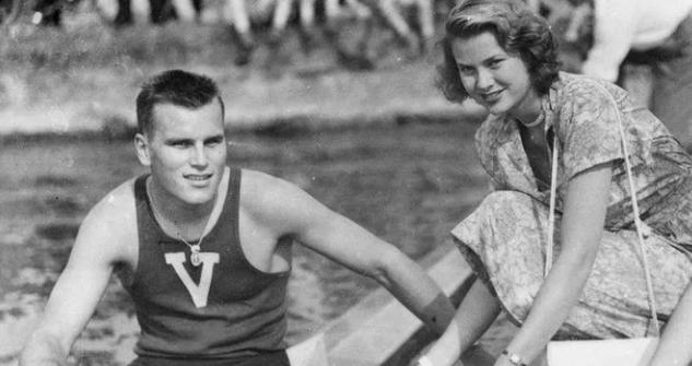 Как выглядел брат Грейс Келли Джон, призер Олимпийских игр