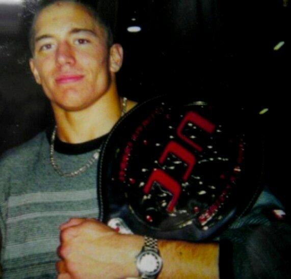 Как выглядели звезды UFC до того, как стали известными (часть 2)