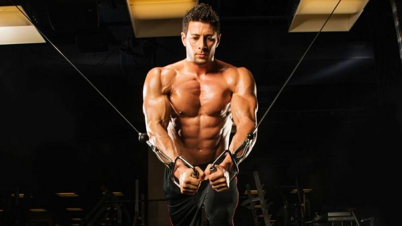 Какими упражнениями можно накачать грудные мышцы?