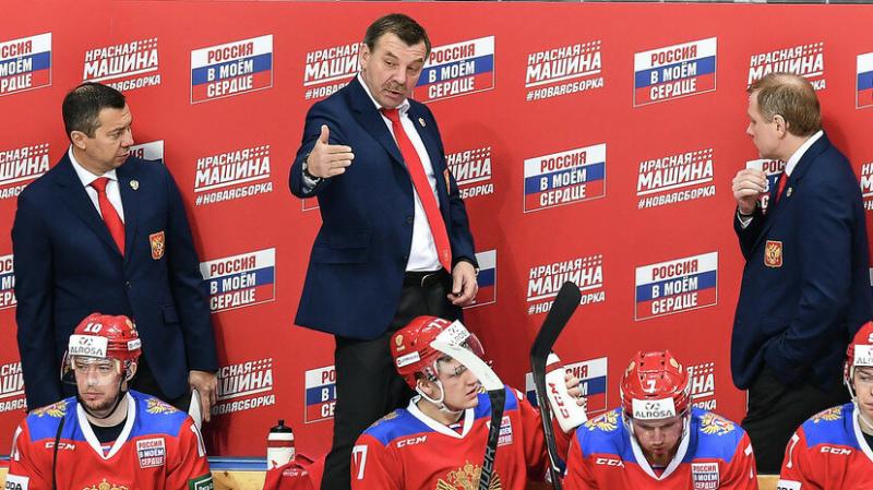 Кто должен тренировать сборную России по хоккею на Олимпиаде: Кудашов, Брагин, Бэбкок?