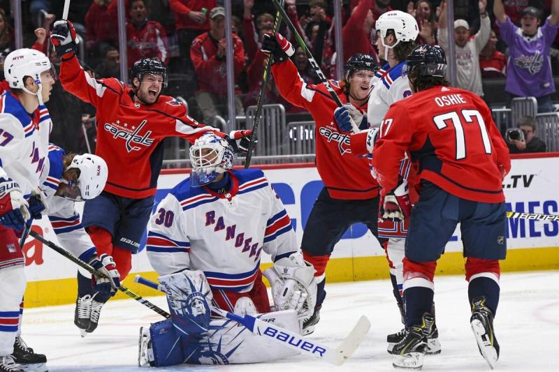 Малкин, Василевский 1 звезды. Обзор игр НХЛ за 6 марта
