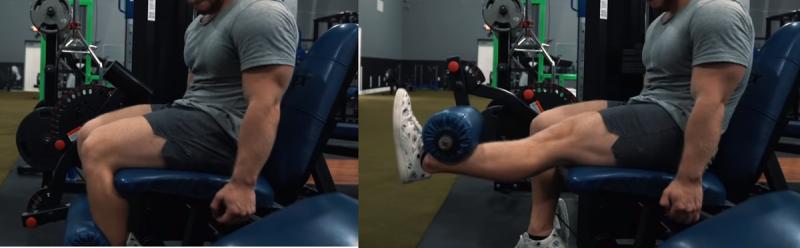 Ноги. Эффективная программа тренировок (5 часть).