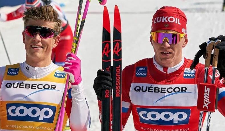 Тренер норвежской сборной просчитался в очках, заранее приписав Клебо «Малый хрустальный глобус» в спринте