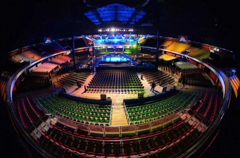 UFC Fight Night 170 пройдет без зрителей из-за коронавируса