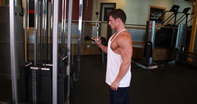 Упражнения которыми не накачать большие мышцы рук. Не тратьте время