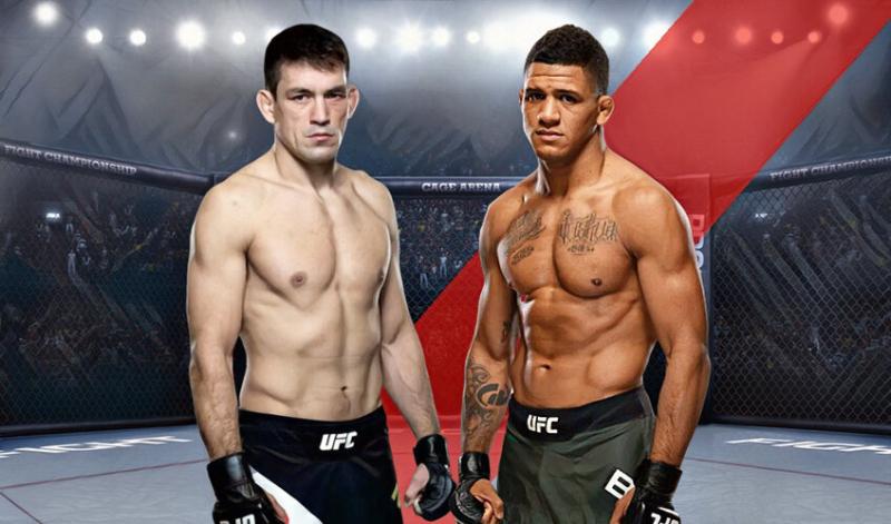 Всего один, зато какой. Единственный нокаут 15 марта на UFC (+Gif).