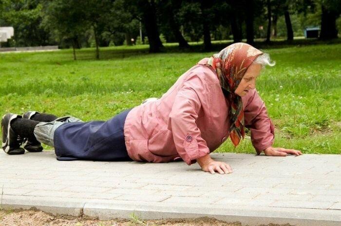 """1 упражнение """"Гусеница"""" для здоровья и правильной тренировки мышц живота и всего тела"""