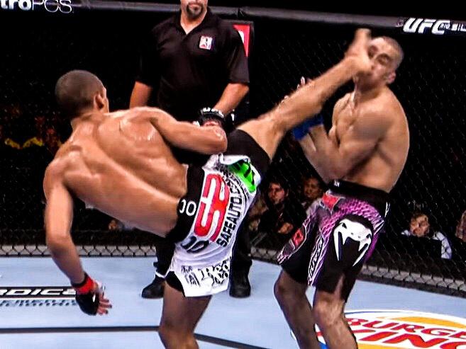 3 лучших нокаута в истории легкого веса UFC