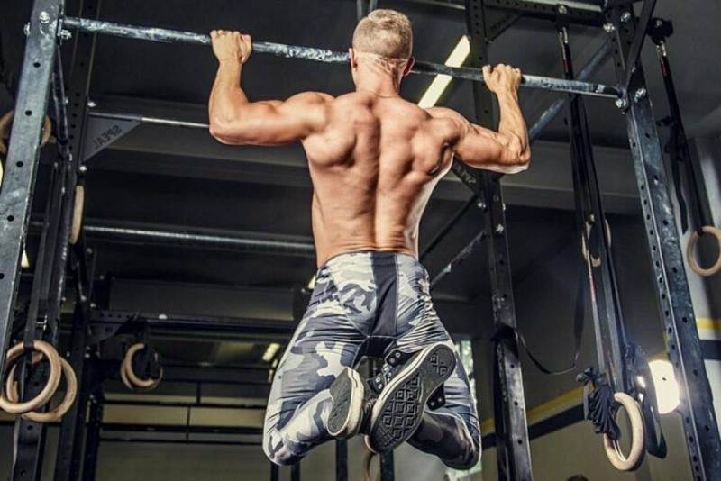 5 главных упражнений для набора мышечной массы.