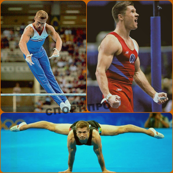 Алексей Немов. Почему засудили его на олимпийских играх в Афинах