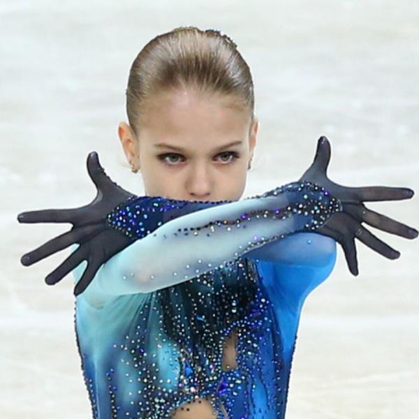 """Алена Косторная: """"Цель, к которой я иду - Олимпиада""""."""