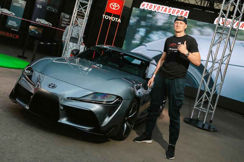 Атлеты Team Toyota Russia рассказали, чем занимаются в самоизоляции