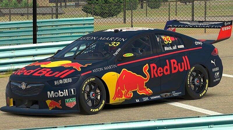 Ферстаппен завоевал три подиума в серии Supercars All Star Eseries