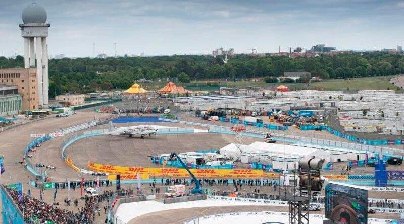 Формула Е продлила приостановку сезона, E-Prix Берлина отменен