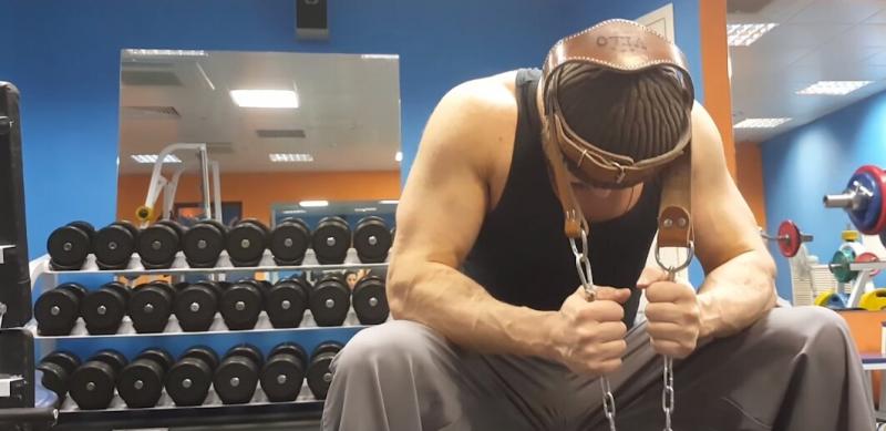 Худая шея. Боль в области шейных позвонков: лучшие упражнения и программа