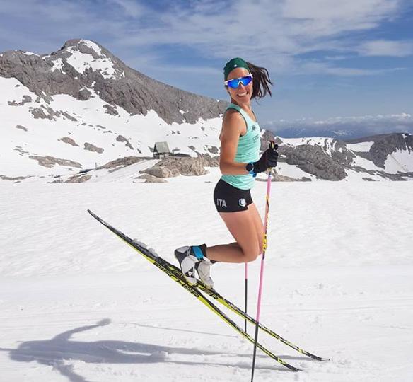 Итальянская биатлонистка завершила спортивную карьеру