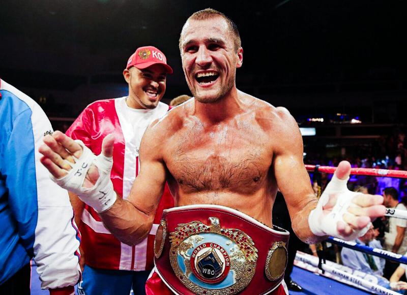 Как нокаутер из России уничтожил легенду бокса