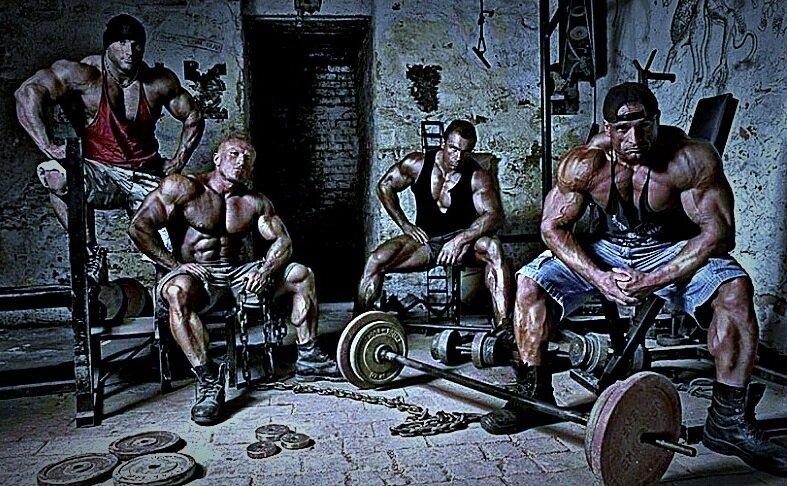 Какие мышцы развиваются без специальных упражнений? Можно не тренировать
