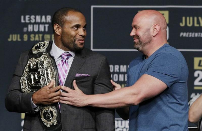Кормье решил заменить Дану Уайта в UFC