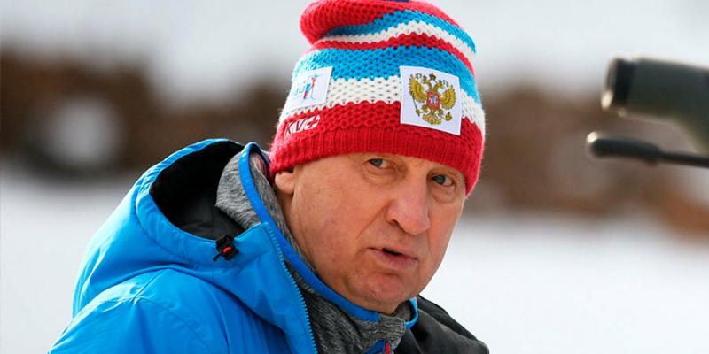 «Надо дать результат в Пекине и точка»: Польховский рассказал, что потребует от биатлонных тренеров в первую очередь