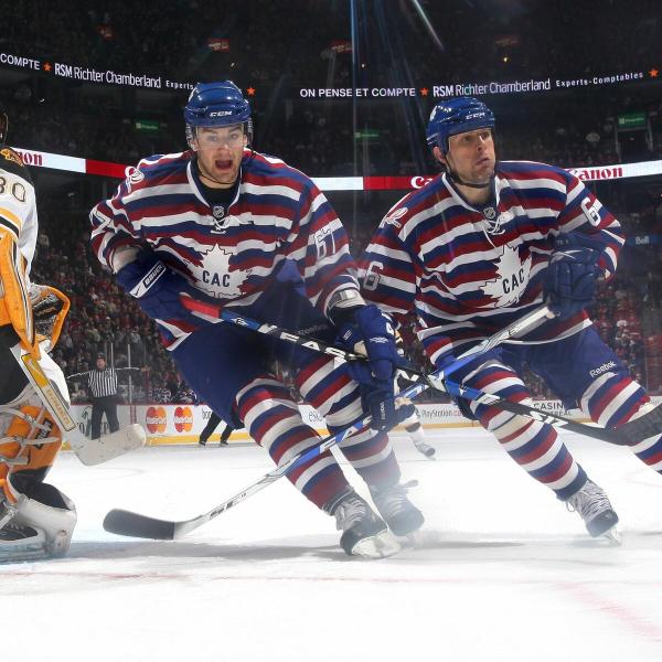 Нелепые и странные формы НХЛ. Не только 90-е. Часть 2.