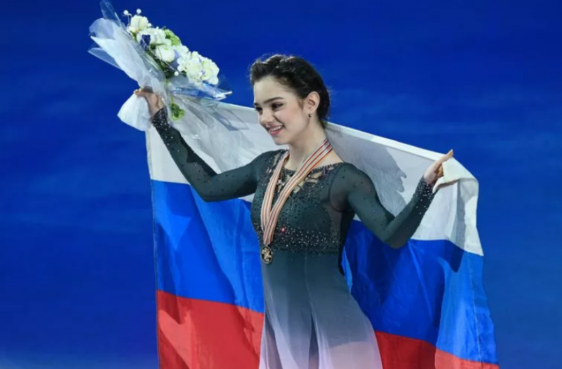 Непревзойденная филигранность Жени Медведевой