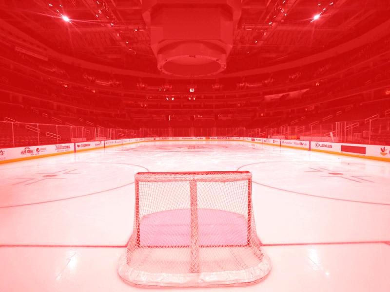 НХЛ напоминает Просперо из Маски краной смерти