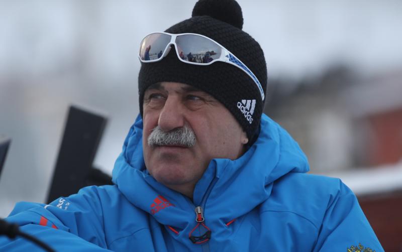«Поражен»: Касперович высказался о новых назначениях в сборной России по биатлону