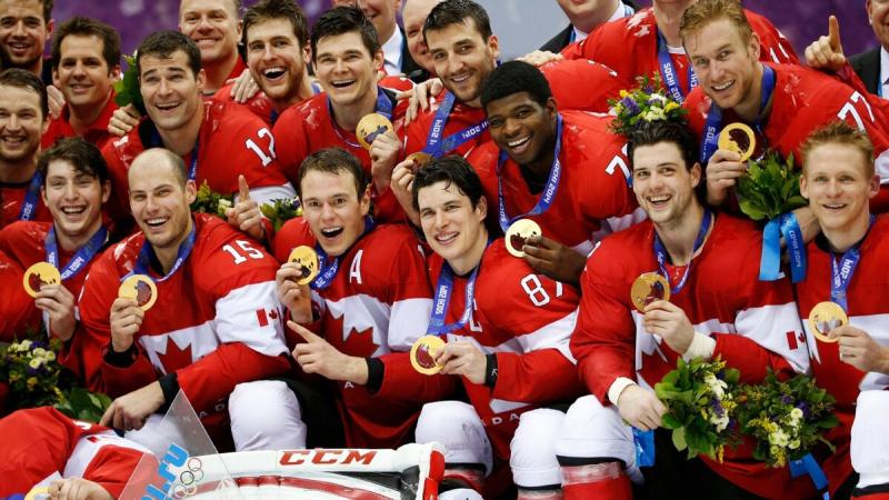Сборная России по хоккею узнала своих соперников на ОИ-2022