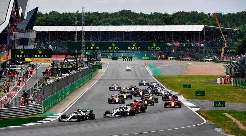 Сильверстоун примет Гран-при Формулы-1 за закрытыми дверями