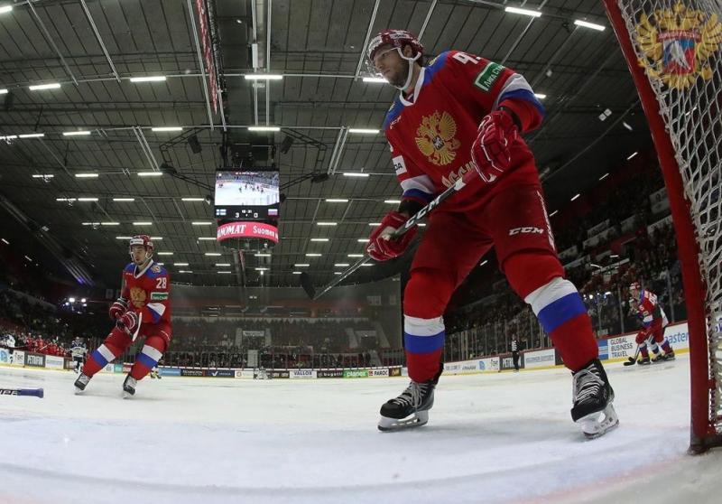Стали известны соперники сборной России по хоккею на Олимпиаде-2022 в Пекине