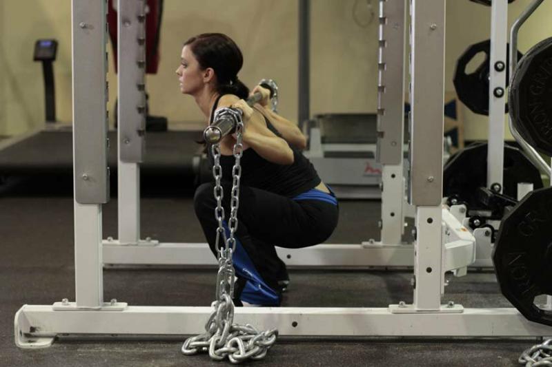 Тренировки с цепью: упражнения и личный опыт