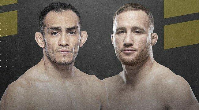 UFC планирует турнир на 9 мая с Фергюсоном и Гэтжи в карде
