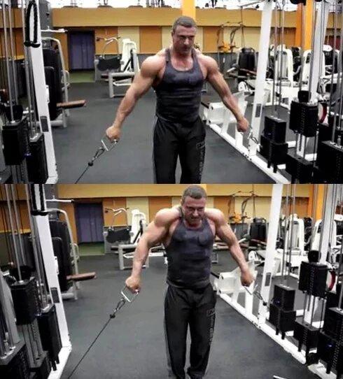 Упражнение, которое поможет тебе стать сильнее