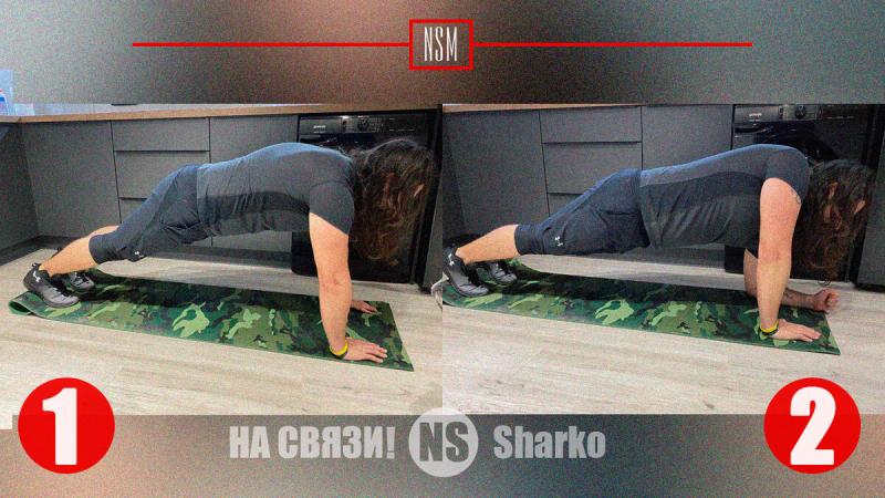 Быстрая и эффективная кардио-тренировка дома - 4 минуты для всего тела